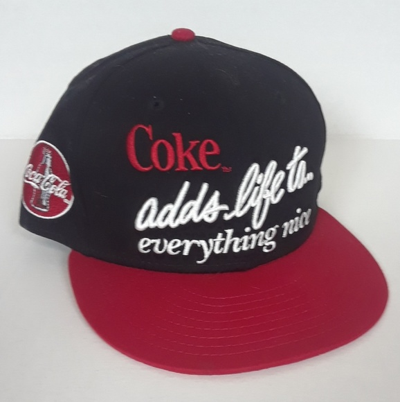 New Era Coke Coca-Cola Baseball Cap Embroidered ce280735e9a9
